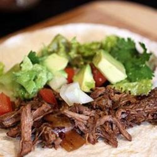 Slow Cooker Mexican-Style Meat