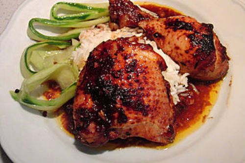Marinated Bali Chicken