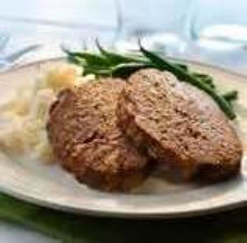 Crock Pot Lipton Souperior Meatloaf