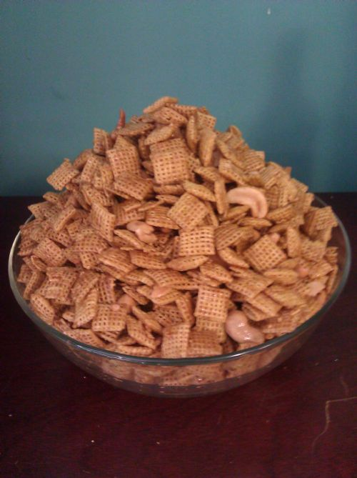 RDBE Happy Hour Snack Mix