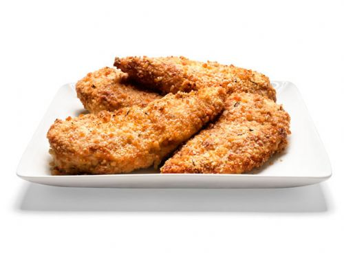 Chicken -Baked Chicken Breasts with Parmesan Crust