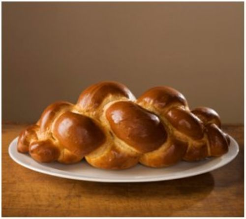 Easy but delicious No Knead Challah