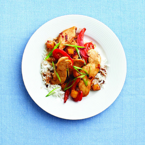 Sweet and Spicy Stir-fry