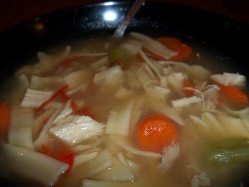 (OZ) CHUNKY CHICKEN NOODLE SOUP