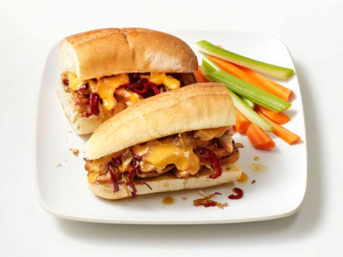 Sandwiches - Chicken Cheesesteaks