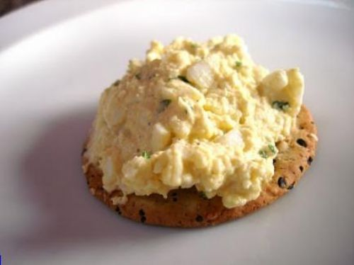 Truffled Egg Salad