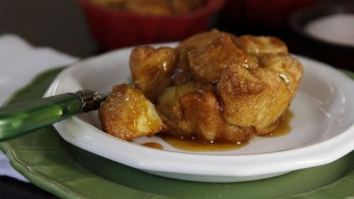 Sweet and Sticky Monkey Bread