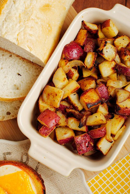 Honey-Dijon Roasted Potatoes