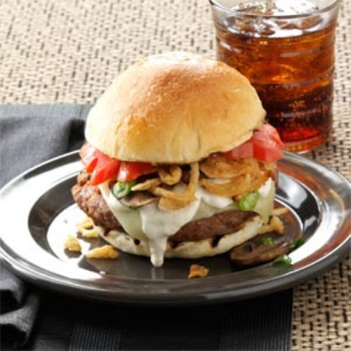 Steak House Burgers