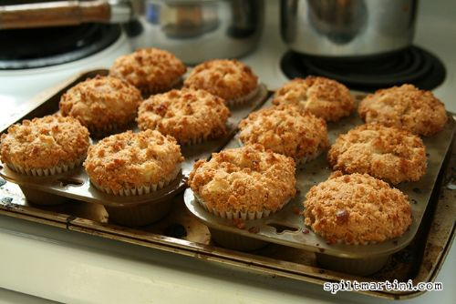 Connie's Apple Muffins