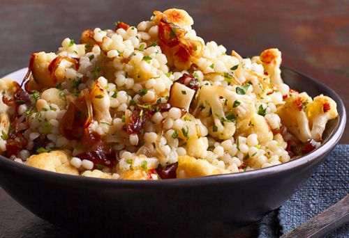 Cauliflower Couscous