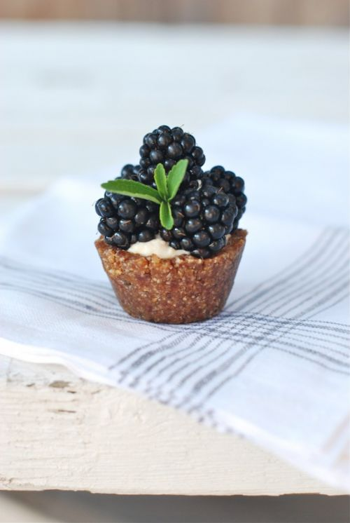 Blackberry Tarts