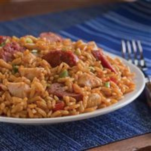 Chef John Besh's Dirty Jambalaya