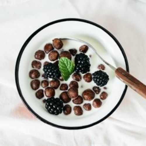 Homemade Cocoa Puffs