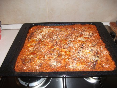 Ross il-Forn (Baked Rice)