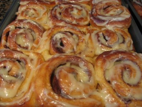 Grand Cinnamon Rolls