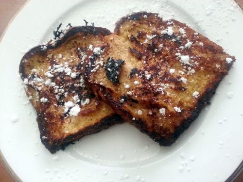 Double Cinnamon French Toast