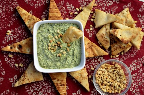 Bowl Them Over Kale Dip