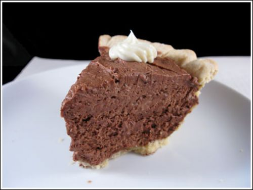 Grandma Hegele's Chocolate Pie
