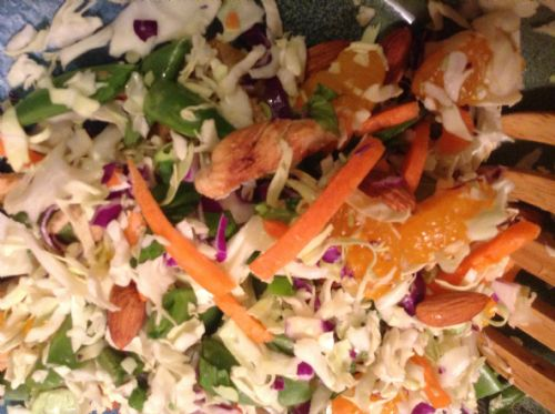 Chicken- Asian Slaw