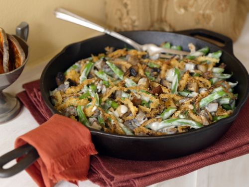 Veggie - Not Your Mama's Green Bean Casserole
