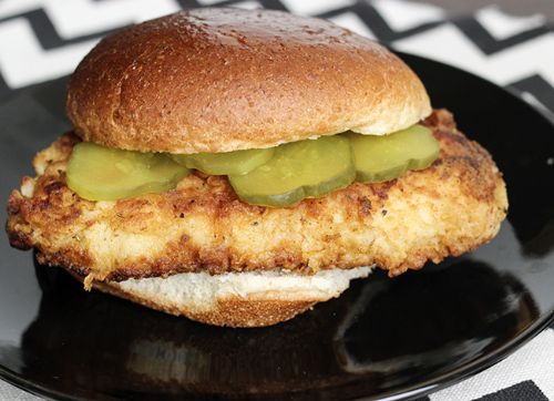 Chicken Sandwiches (Chick fil a copycat)