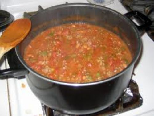 Mark's Rockin' Hearty Chili