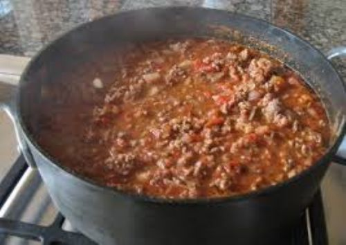 Hot & Spicy Sloppy Joes