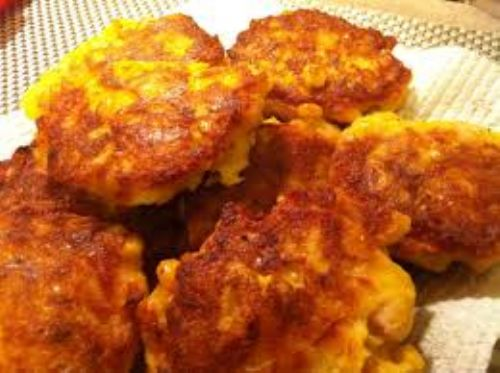 Cindy's Corn Fritters