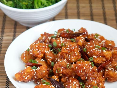 My Take on General Tso Chicken