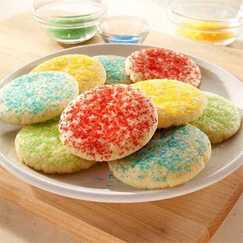 Imperial Margarine Cookies
