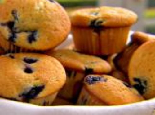 Blueberry Coffee Cake Muffins