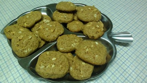 Cashew Nut Cookies