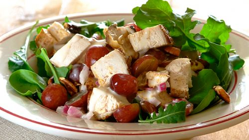 Aunt Jeannie's Fruity Chicken Salad
