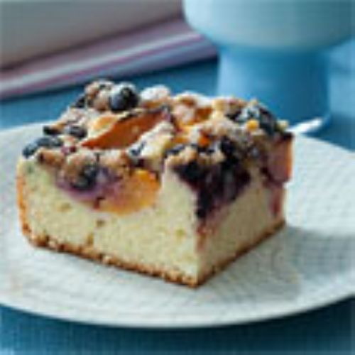 Summer Fruit Kuchen