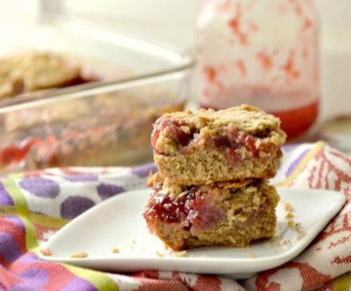 Light PB and J Bars