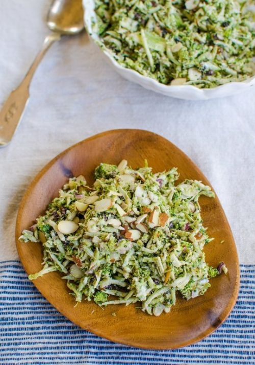 Light and Easy Broccoli Salad