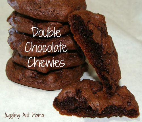 Double Chocolate Chewies