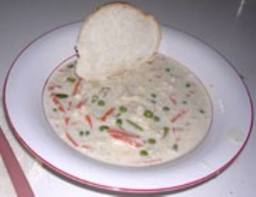 Deanne's Chick-n-rice Soup