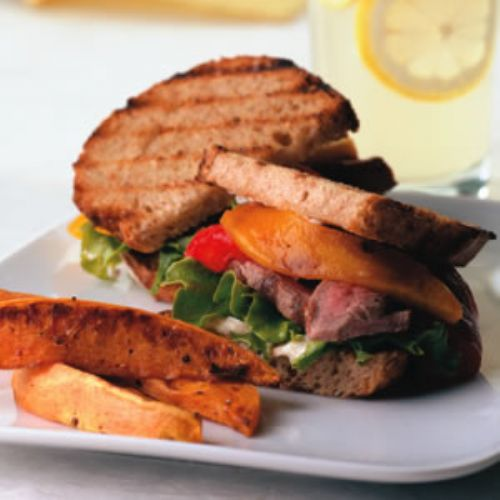 Bistro Flank Steak Sandwich