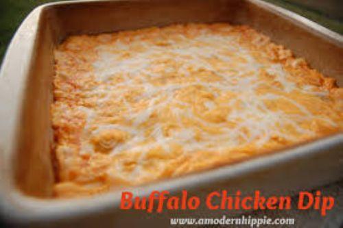 Recipes - 7 Layer Dip, Artichoke Dip, Onion Rings, Buffalo Chicken Dip ...