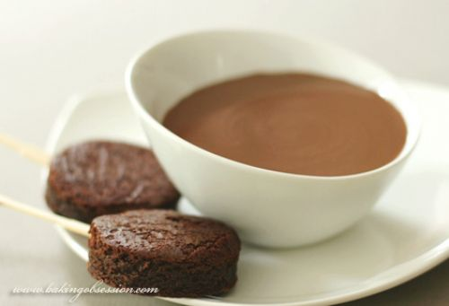 Milk Chocolate Dipping Sauce