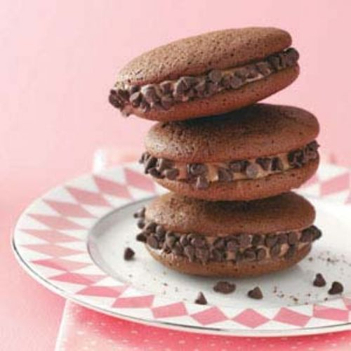 Chocolate Dream Whoopie Pie