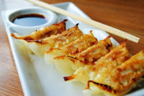 Gyoza (Pot Stickers)