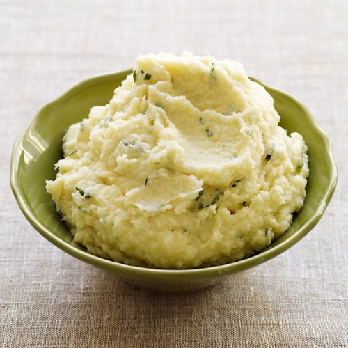 Creamy Parsnip-Garlic Puree