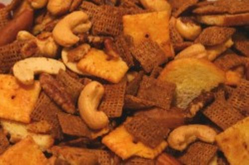 Chica's Bold Chex Mix