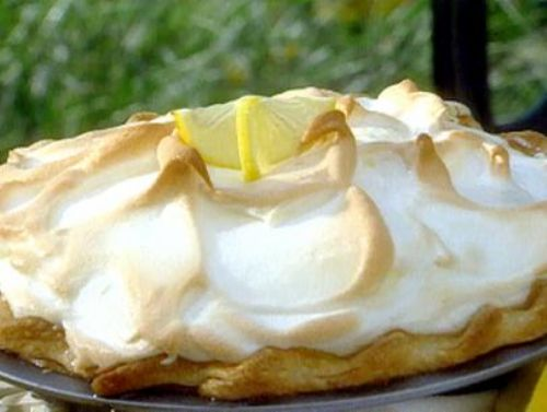 California Lemon Meringue