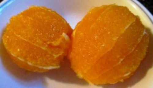 Need Oranges Peeled without White Membrane?