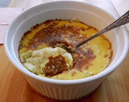 Betty's Rice Pudding
