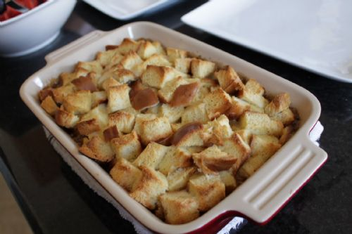 Challah French Toast Bake